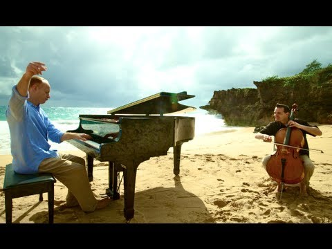 Over the Rainbow/Simple Gifts - ThePianoGuys