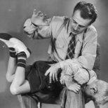 Удрянето като мярка за възпитание