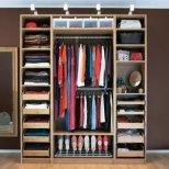 Основни принципи как да подредим гардероба