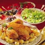 Какво да сготвим набързо с пиле