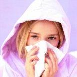 Грип и настинка при деца