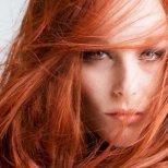 Грижи за червена коса