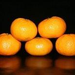 Маски за лице с мандарини