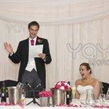 Каква да бъде речта за сватбата