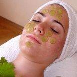 Маски за лице на кожа с разширени пори