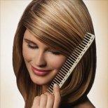 Грижи за смесена коса