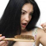 Домашни маски за коса против пърхот и косопад
