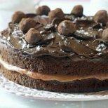 Рецепти за изкусителни шоколадови торти и сладкиши