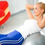 Упражнения за красив бюст