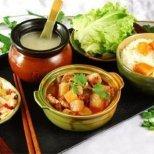 Лесни рецепти Китайска кухня