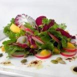 Лесни пролетни ястия