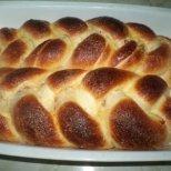 Козунак на плитка рецепти за Великден