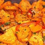 Лесни рецепти с картофи