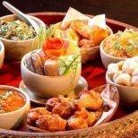 Ястия от здравословната тайландска кухня