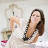 Болки в гърба по време на бременност