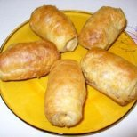 Рецепти с бутер тесто