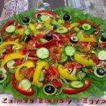 Свежи пролетни салати