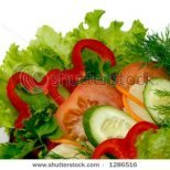 Лесни постни салати рецепти