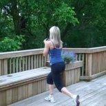 Как да стегнем дупето си с фитнес