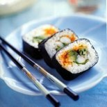 Как да консумираме суши?