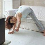Лесни упражнения от вкъщи за мързеливки