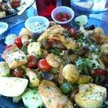 Ястия от гръцката кухня