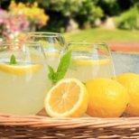 Лечебните свойства на лимоновата вода