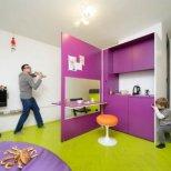 Няколко трика, как малкият ни апартамент да изглежда голям