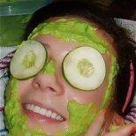Зелени и свежи маски за красиво лице