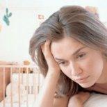 Какво представлява следродилната депресия