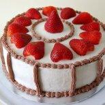 Лесни сладкиши с ягоди