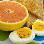 Диета с яйца за седем дни-2-5 кг.