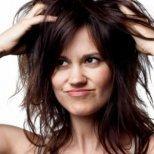 Как да се грижим за мазната коса