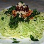 Вкусни рецепти за спагети и сосове