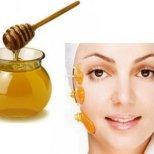 Домашни маски с мед за млада кожа