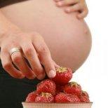 Каква храна да консумираме, когато сме бременни