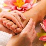Как да си направим масаж на ходилата