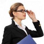 Как се облича деловата жена