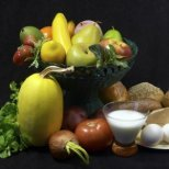 Постепенно отслабване с равномерно балансирана диета