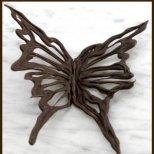 Оригинална украса от шоколад