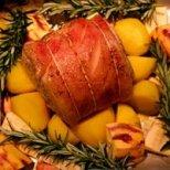 Свинско с картофи рецепти