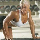 Тренировки за горната част на тялото