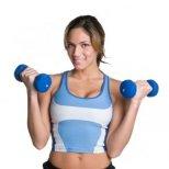 Тренировка за жени за различните части на тялото