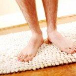 Какъв е мъжът според пръстите на краката му