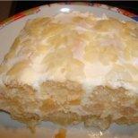 Бишкотени торти рецепти