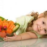 Хранителните навици на детето