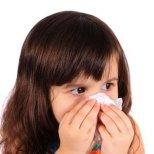 Алергична астма при децата