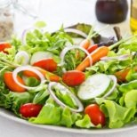 Свежа зеленчукова диета за една седмица - отслабване 3кг