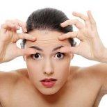 Упражнения за лице против бръчки