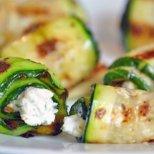 Лесна диета с тиквички